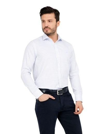 Abbate Gömlek Mavi